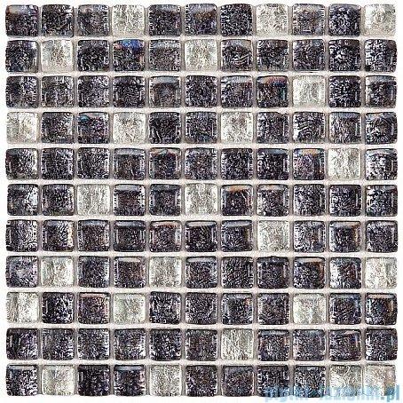 Dunin Fat Cube mozaika szklana 30x30 model deep mix 25