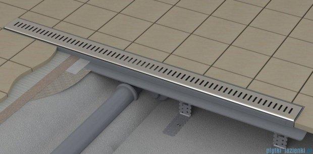 Ravak Odpływ liniowy Zebra 850 -tworzywo X01434
