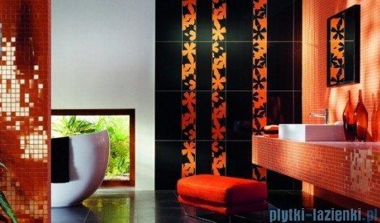 Mozaika ścienna Tubądzin Colour Orange 30x30