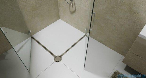 Wiper Eye-drain A2L Massimo Odpływ prysznicowy 70 cm szlif Eye-drainMASSIMOA2L_700Szlif