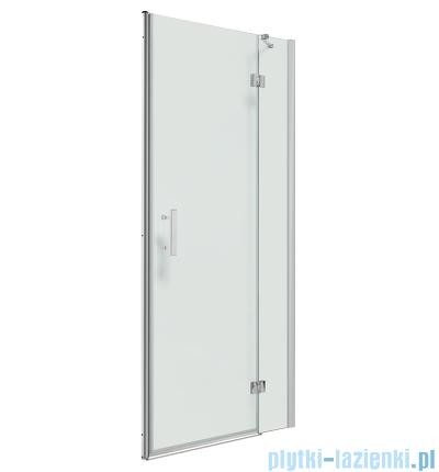 Omnires Manhattan drzwi prysznicowe 3M™ Easy Clean 130cm szkło przezroczyste ADP13XLUX
