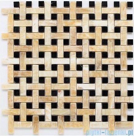 Dunin Zen płytka kamienna 30x30 honey onyx BW01