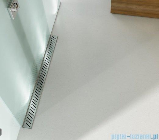 Wiper Odpływ liniowy Premium Zonda 110cm z kołnierzem szlif Z1100SPS100
