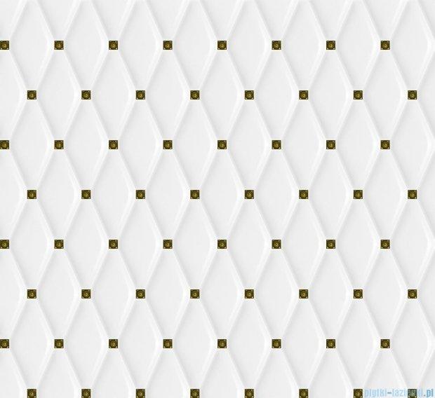 Dunin Carat white płytka mozaikowa ścienna 10x20