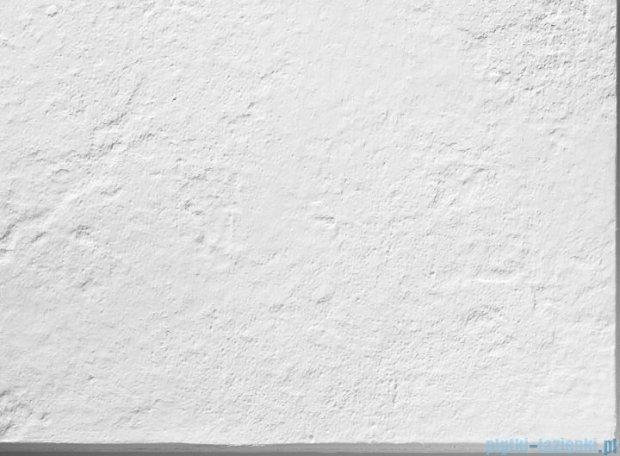 Roca Terran 90x90cm Brodzik półokrągły biały Kompozyt AP10538438401100