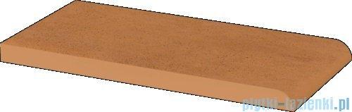 Paradyż Aquarius brown klinkier parapet 10x20