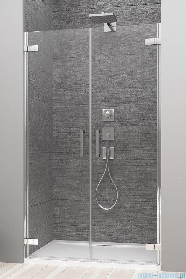 Radaway Arta Dwd drzwi wnękowe 45cm część prawa szkło przejrzyste 386031-03-01R