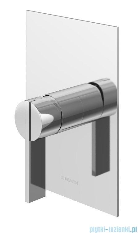 Kohlman Dexame zestaw prysznicowy chrom QW220DQ35
