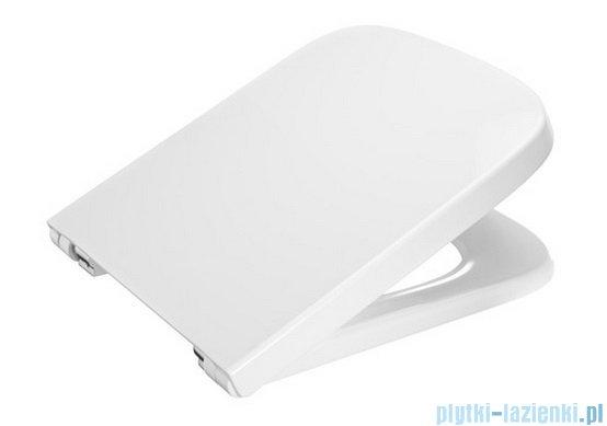 Roca Dama-N compacto Deska WC twarda biała A80178B004