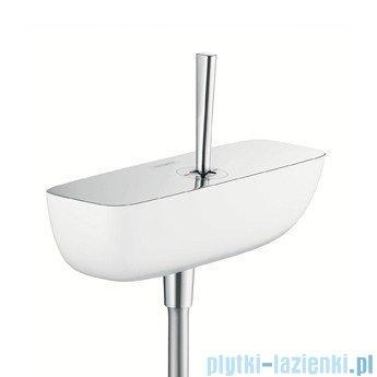 Hansgrohe PuraVida Bateria prysznicowa natynkowa biały 15672400