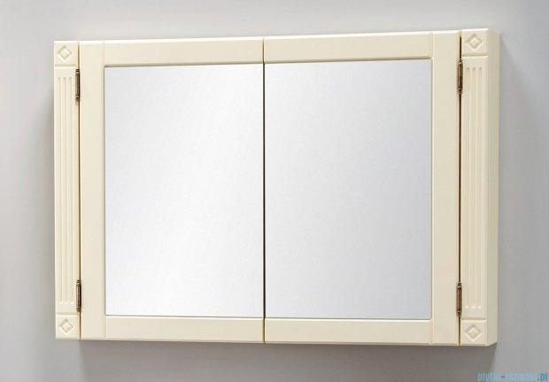 Antado Ritorno Szafka z lustrem 100x71 wanilia VR-229-40