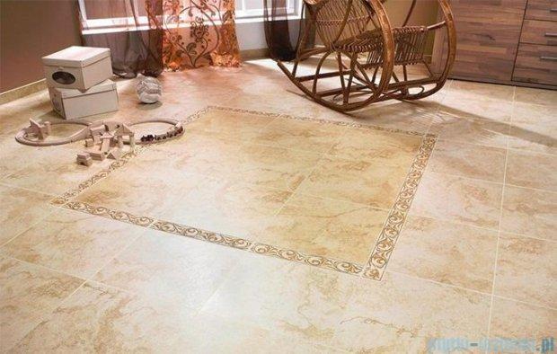 Paradyż Raggio beige listwa podłogowa 7,2x45