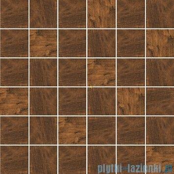 Pilch Porto wenge mozaika podłogowa 30x30