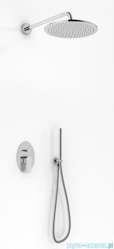 Kohlman Cexams zestaw prysznicowy chrom QW210CR25