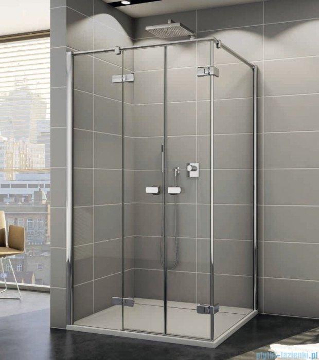 Sanswiss Melia ME32 Kabina prysznicowa lewa 90x70cm przejrzyste ME32PG0901007/MET2PD0701007