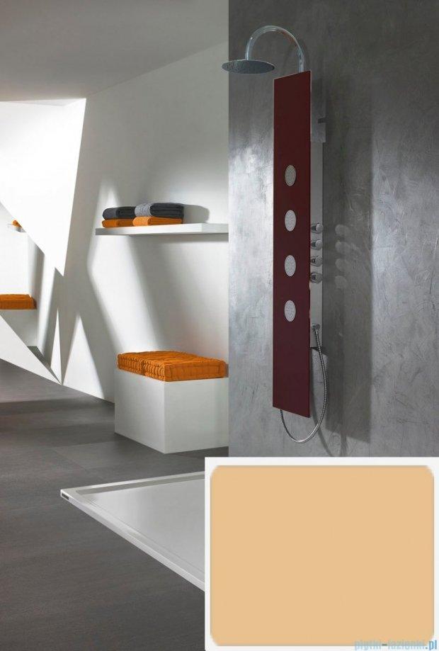 Sanplast Space Line panel prysznicowy PPo/SPACE-150 31x150 cm beż 631-100-0130-50-000