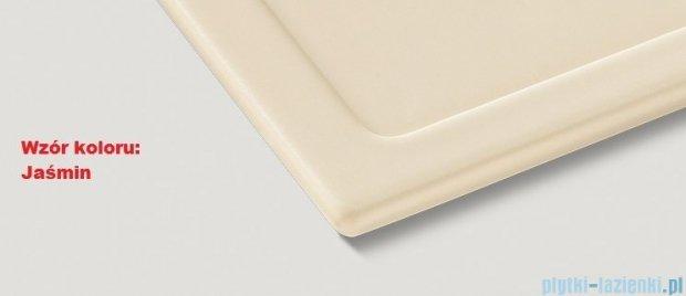 Blanco Zenar 45 S Komora podwieszana ceramiczna prawa kolor: jaśmin z kor. aut. 517194