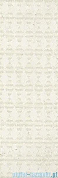 My Way Nomada bianco geometryk inserto 32,5x97,7