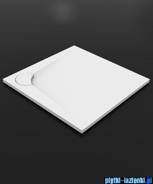 Vayer Bumerang 90x90cm Brodzik kwadratowy z konglomeratu marmurowego