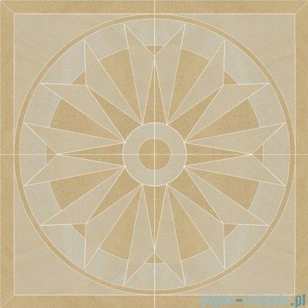 Paradyż Arkesia beige rozeta 90x90