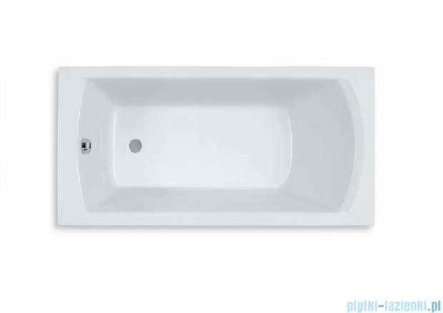 Roca Linea wanna 170x75cm z hydromasażem Smart WaterAir Plus A24T046000