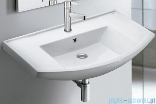 Bathco Oslo umywalka 80x50cm ścienna 4096