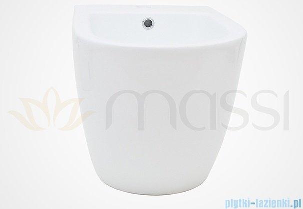 Massi Decos bidet stojący biały MSBS-5376
