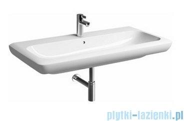 Koło Life! reflex umywalka 100cm otworem na baterie biała  M21110900