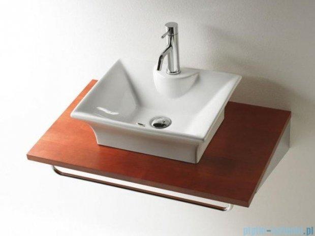 Bathco umywalka nablatowa Cordoba 48x38,5 cm 0016