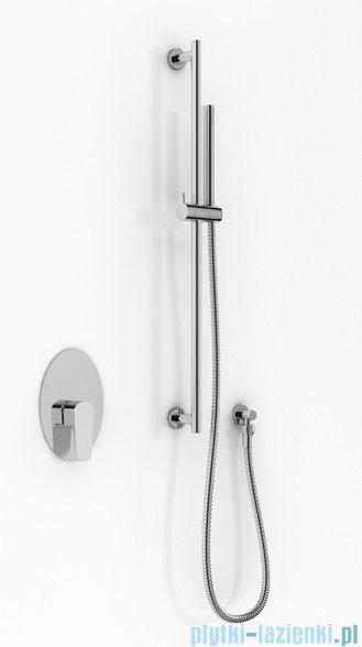 Kohlman Cexams zestaw prysznicowy chrom QW220CSP4