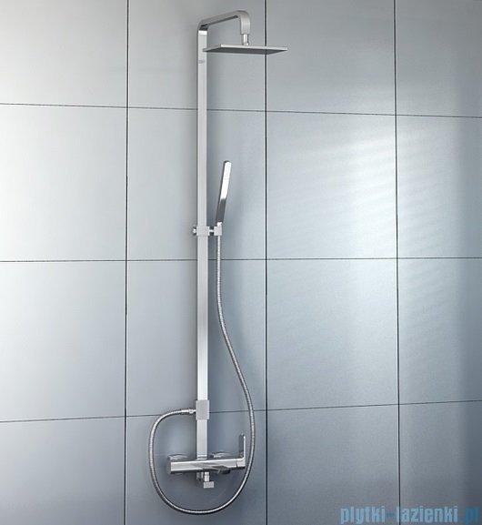 Kohlman Foxal Zestaw wannowo-prysznicowy QW277F