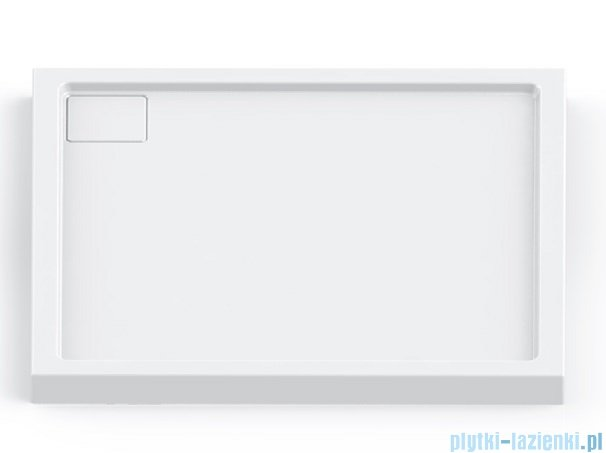 New Trendy Lido Brodzik kwadratowy 80x80x6cm B-0320