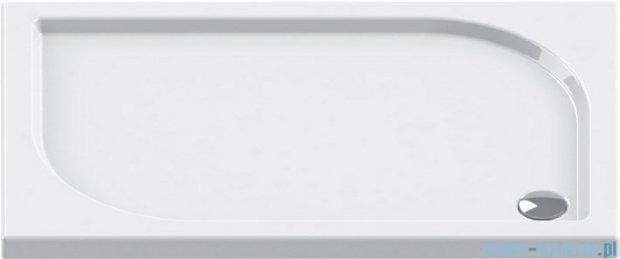 New Trendy Ideo brodzik prostokątny na podstawie styropianowej 120x80x5cm B-0325