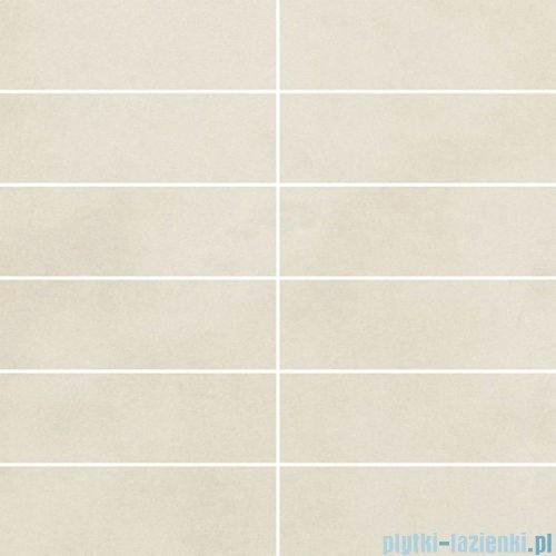 Paradyż Tecniq bianco półpoler mozaika 29,8x29,8