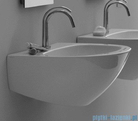 Kerasan Umywalka wisząca 70x52 cm Aquatech 3740