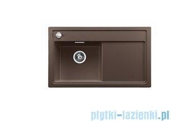 Blanco Zenar 45 S-F Zlewozmywak Silgranit PuraDur komora lewa kolor: kawowy z kor. aut. bez akcesoriów 519347