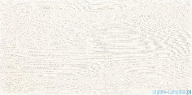Tubądzin Timbre white płytka ścienna 29,8x59,8