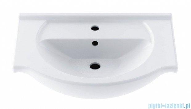 Aquaform umywalka 65cm biała 0448-420000