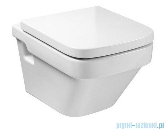 Roca Dama-n compacto Miska wc podwieszana biała A346788000