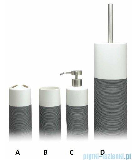Sealskin Doppio szczotka toaletowa grey 361840514