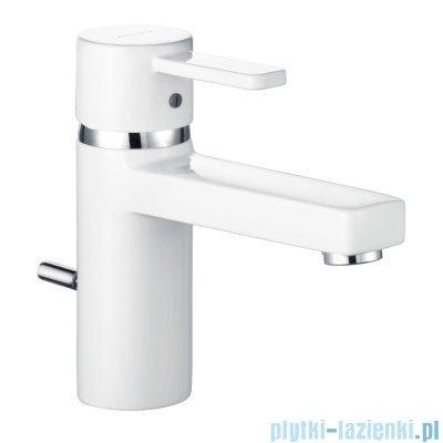 Kludi Zenta Bateria umywalkowa Xl biały/chrom 382609175
