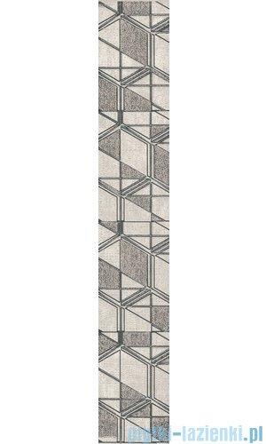 Paradyż Lensitile bianco listwa podłogowa 7,2x45