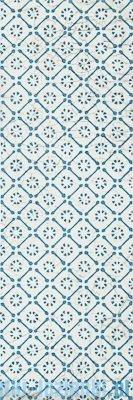 Paradyż Antico blue B inserto ścienne 20x60