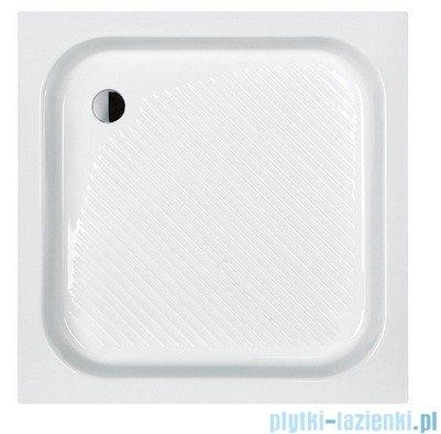 Sanplast Brodzik kwadratowy Classic 75x75x15cm + stelaż 615-010-0020-01-000