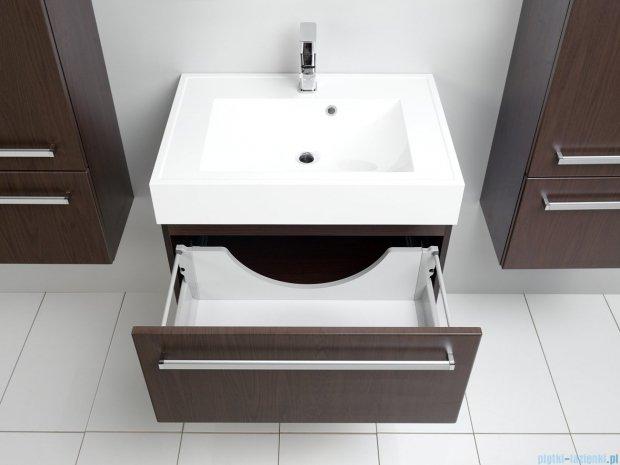 Antado Variete szafka z umywalką, wisząca 70x50x33 wenge mat FDM-442/7-77 + UNA-700