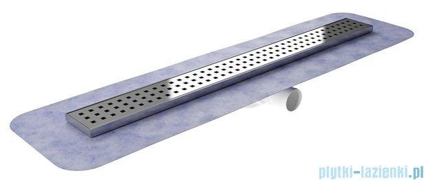 Eurodrain Odpływ liniowy 80 cm + mankiet izolacyjny EUR80
