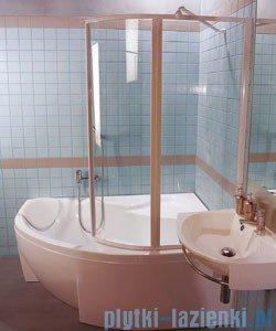 Ravak Wanna asymetryczna Rosa II 170x105cm Prawa C421000000
