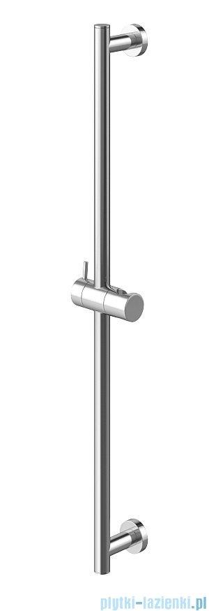 Kohlman Boxine zestaw prysznicowy chrom QW220BSP4