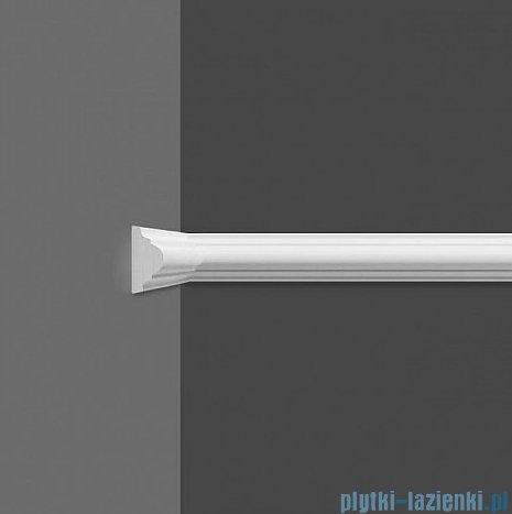 Dunin Wallstar profil dekoracyjny ścienny gładki 2,2x9x200cm PP-021