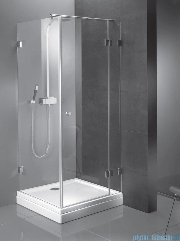 Riho Kabina prysznicowa Scandic Lift M203 100x100x200 cm PRAWA GX0007402
